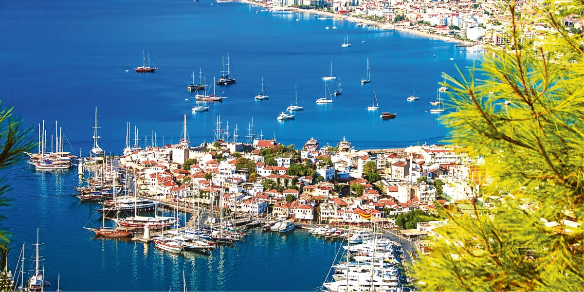 Marmaris - Inshore Transfer Services